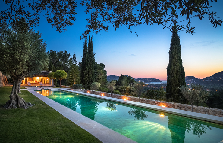 IDYLLIC COUNTRY ESTATE ON THE SPANISH ISLAND OF MALLORCA